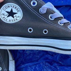 Men's Gray Converse
